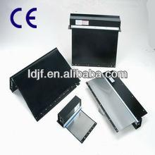 pvc tecido automática telescópica máquina cobre com certificação do ce