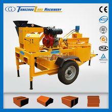 M7MI Super diesel engine block and brick making machine