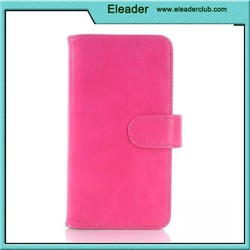 For galaxy s6 edge flip cover case,mobile phone accessoris factory in China