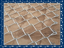 Woven Type Economical Chain Link Fence pvc+galvanized china manufacture supply