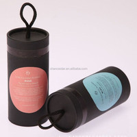 Cardboard oil tube packaging: massage oil paper tube