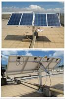 400w 2 axis solar module tracker system bestselling