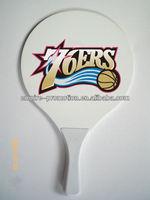 sale cheap plastic beach racket for advertising