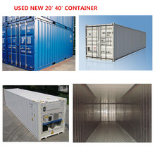 40 feet container house from container yard