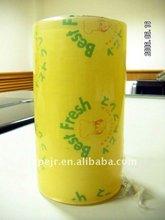 PVC fresh film/food wrapping film/cling film 10mic*40cm*25kg