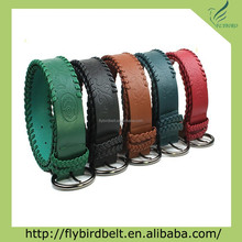 more color choice new women faux leather pu belt