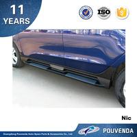 Brand New Running Board For Hyundai IX35 2010+ Side Step Original running board (ix35 logo) Auto accessories from pouven