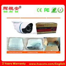 AHD 760/960/1080P waterproof Ip66 home security cctv camera