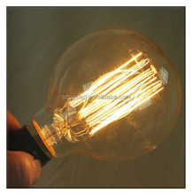 alibaba new products 2015 vintage pendant light 220v e27 lamp cap 25w 40w 60w 100w ce rohs g95 bulb edison
