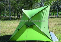 comfortable waterproof Oxford 2-3 person fishing tent