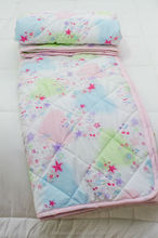 """100% Polyester Material and 57/58"""",100-240CM Width 2015 summer bed quilt"""