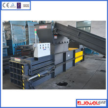 Jewel China Semi-automatic Compress Bundling machine for Waste Paper, Scrap Paper