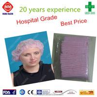bulk disposable hair nets cap