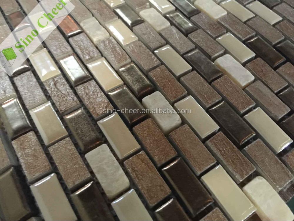 Mosaique pour salle de bain pas cher mosaque salle de for Bisazza carrelage