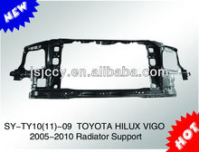 Radiator Support replaced for HILUX VIGO 2005 double cabin