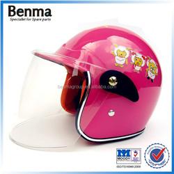 Kids helmet for motorcycle riding , cute kids helmet ,half helmet for kids