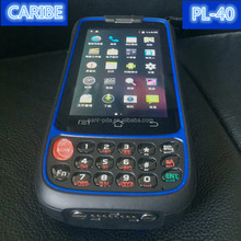CARIBE PL-40 AE 004 3g card tablet pc android RFID /1D Barcode Reader/2D Barcode Reader