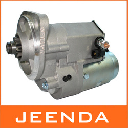 Bajaj and hitachi starter motor for Denyo Welding Generator DC450EI