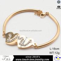 Special best selling popular fashion bracelet old fashioned charm bracelets