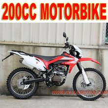 Off Road Cheap 200cc Motorcycle