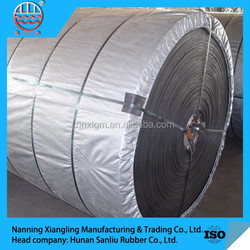 Coal/construction/port conveying nylon canvas conveyor belt