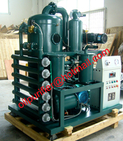 Used Transformer Oil Filter Machine, Filtration Plant,Online Vacuum Oiling, Drying,Particle Elimination