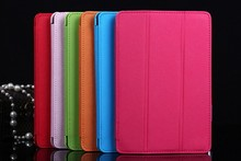 shenzhen mobile phone accessories dustproof leather case for ipad mini 2