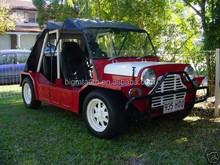 1000cc Electric Start Gasoline Mini Moke Car Sale