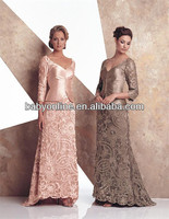 A-Line two-piece lace taffeta jacket Mother of the Bride dresses with dress gowns formal party women NB24