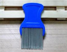 new design long teeth tick comb