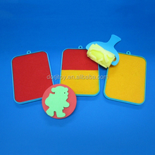 kids colors sponge painting pad stamping pad
