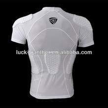 Wholesale Fitness American Football Protecitve Shirts