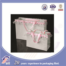 new brand designed customized paper gift bag wholesale