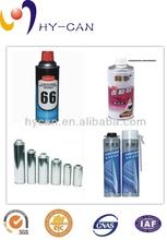 Hair Removal Sprayor or Tin Can for Spray Temporary Hair Color
