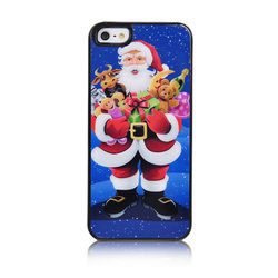Father Christmas phone case for iPhone 5, 5c, 5s, iphone 6, 6plus, 6s, 6s plus