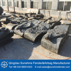 anti explosion decades experience for shipyard boat rubber airbag factory