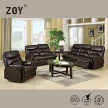 Modern Comfortable Sectional Functional Sofa Leather Furniture Design For Drawing Room 91490