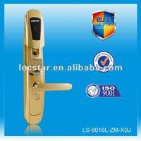 fingerprint and password locks LS-8016L-ZM
