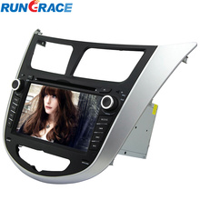 Double din android car dvd player for hyundai verna bluetooth car stereo