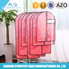 Wholesale printing non woven suit garment bag