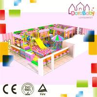 Best price colorful indoor park fantastic indoor play amusement park