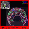 new style outdoor decoration motif lighting giant Christmas balls