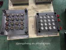 plastic cap injection mould flip top cap mould mold in huangyan