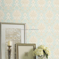 high quality printing wallpaper Non Woven Wallpaper For Home Decoration