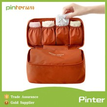Pinter jinhua bag factory famous fashion Multi-function nylon travel bag organizer