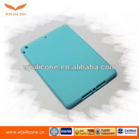 silicon material case cover for ipad air 2 Case For ipad case