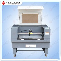 Manual Home Craft And Diamond Wheel Glass Laser Cutting Machine