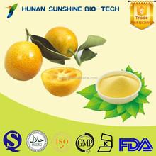 No Added sugar & 100% Pure Natural instant Kumquat Powder/Kumquat Fruit Powder as natural and health product