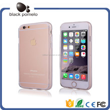 Pure Color Light Weight Plastic Cell Phone Case For Iphone 6