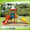 Home Kids Plastic Playground,2015 Newly customized amusement park outdoor playground equipment for sale